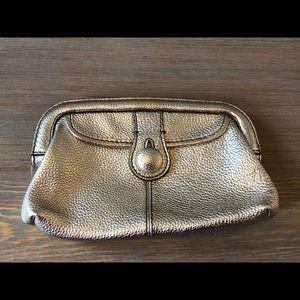 J crew small clutch - in good condition